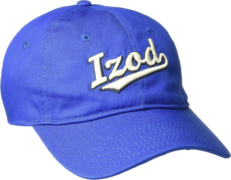 Izod Mens Baseball Cap
