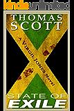 STATE OF EXILE: A Thriller (Virgil Jones Mystery, Thriller & Suspense Series Book 5)