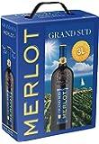 Grand Sud Merlot Trocken Bag-in-Box (1 x 3 l)