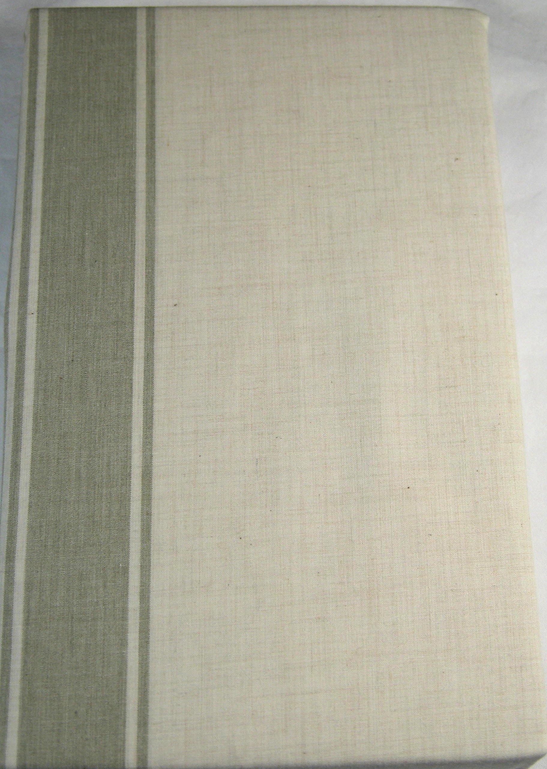 Ralph Lauren King Striped Pillowcases Further Lane Ticking Tan/Sage 100% Cotton