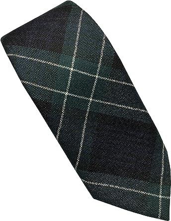 Corbata de tartán para hombre, hecha en Escocia Ambercrombie ...