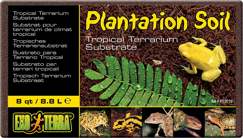 EXO-TERRA Plantation Soil Terrarium Substrate