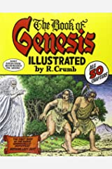 The Book of Genesis Illustrated by R. Crumb Hardcover
