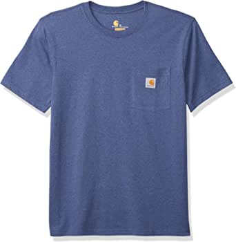 Carhartt Pocket Short-Sleeve T-Shirt Camiseta para Hombre