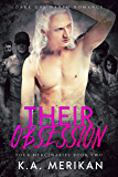 Their Obsession (Dark Gay Harem Contemporary Romance) (Four Mercenaries Book 2) (English Edition)