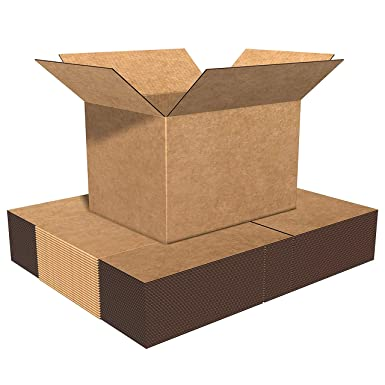 Packing Mailing Moving Storage 25 pack 12x12x6 SHIPPING BOXES
