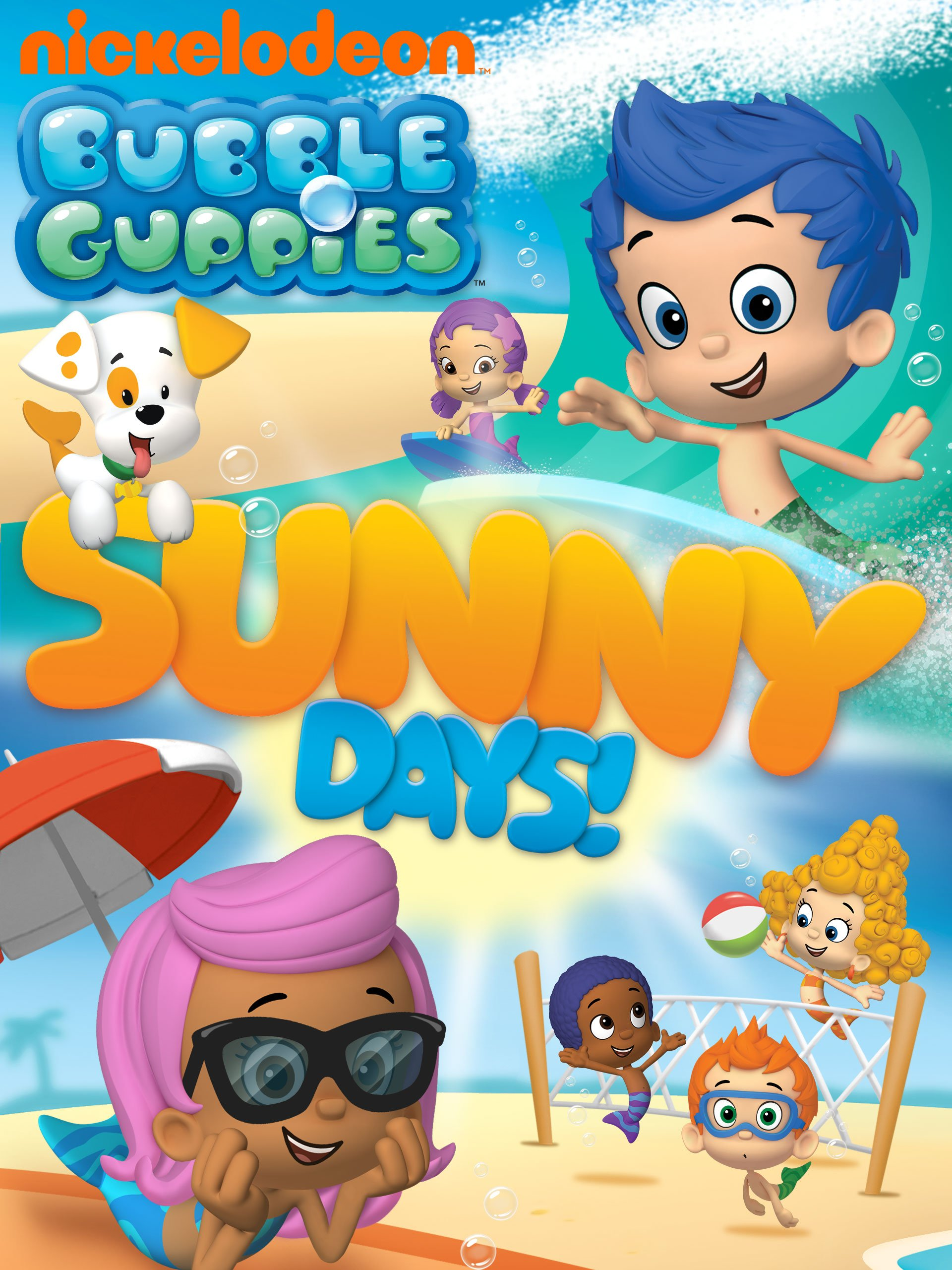 Bubble guppies character rental - Amazon Com Bubble Guppies Sunny Days Brianna Gentilella Zachary Gordon Jelani Imani Tino Insana Amazon Digital Services Llc