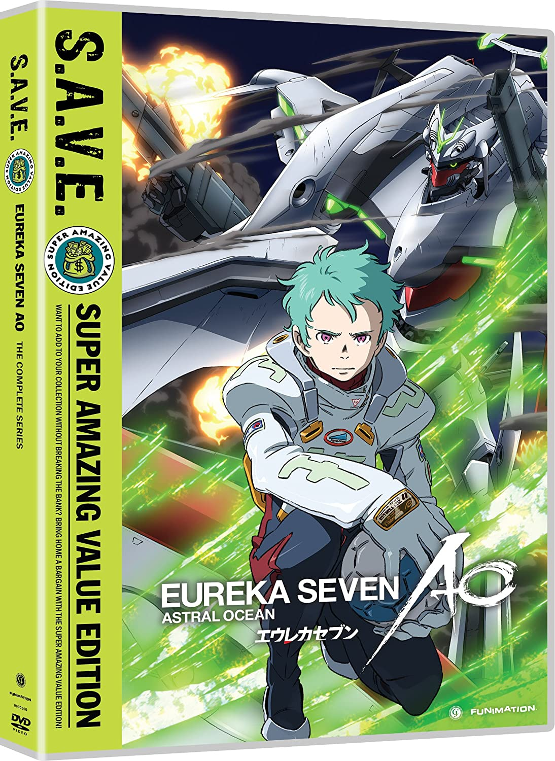 Eureka Seven AO: The Complete Series