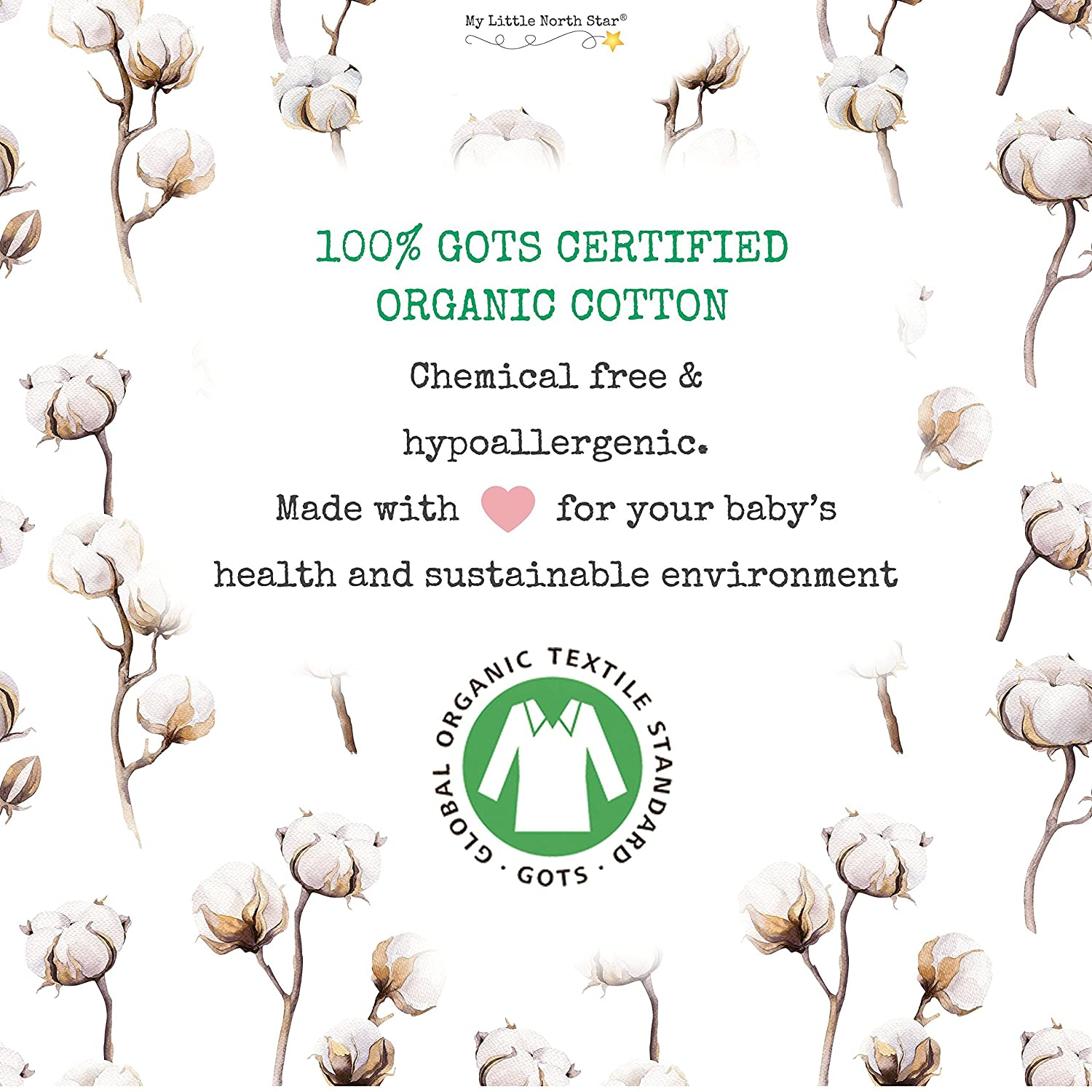 Amazon crib sheets 100 organic jersey cotton 2pk unisex amazon crib sheets 100 organic jersey cotton 2pk unisex best baby shower gift for boy or girl by my little north star baby publicscrutiny Choice Image