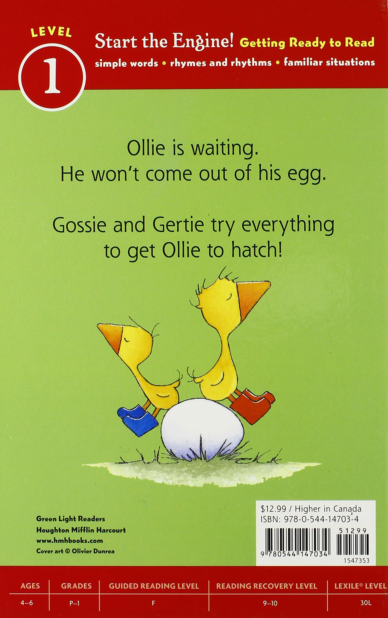 Ollie (Reader) (Gossie & Friends)