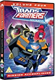 Transformers Animated: Volume 4 - Mission Accomplished [DVD]