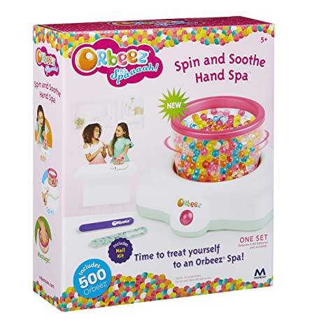 Amazon orbeez spin soothe hand spa decorating toy assorted orbeez spin soothe hand spa decorating toy assorted color solutioingenieria Gallery
