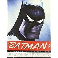 BATMAN: LA SERIE DE ANIMACIÓN (LIBROS DE ILUSTRACIÓN