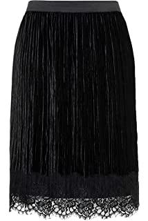 Crayon Coutures Jupe Tailles Gainante Popken Grandes Avec Ulla Femme Yfb6yv7Ig