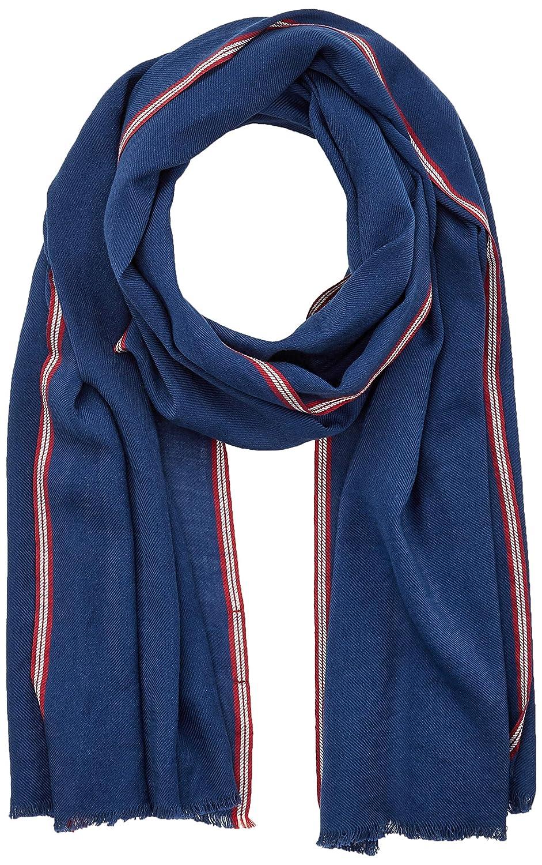 Marc OPolo 927803102020 Bufanda, Azul (Blue Fjord 876), Talla ...