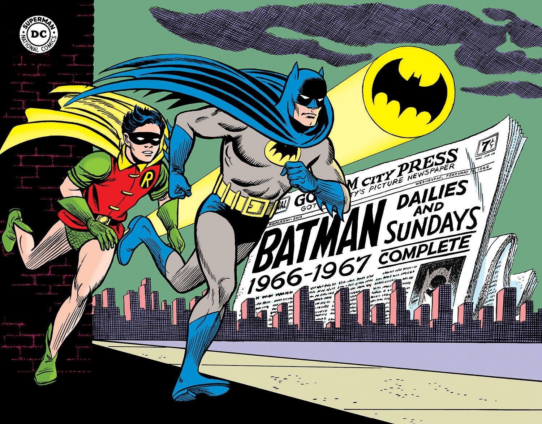 Batman: The Silver Age Newspaper Comics Volume 1 1966-1967 ...