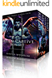 Alien Captive Box Set: Alien Shapeshifter Romance (Qui Treaty Collection)
