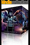 Alien Captive Box Set: Alien Shapeshifter Romance (Qui Treaty Collection Book 7)