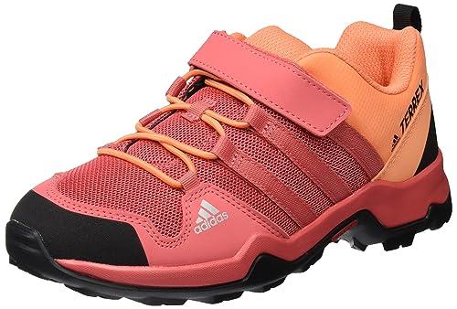 cheap for discount 013d4 6c106 adidas Terrex Ax2R CF K Scarpe da Escursionismo Unisex – Bambini, Rosa  RostacNarsen