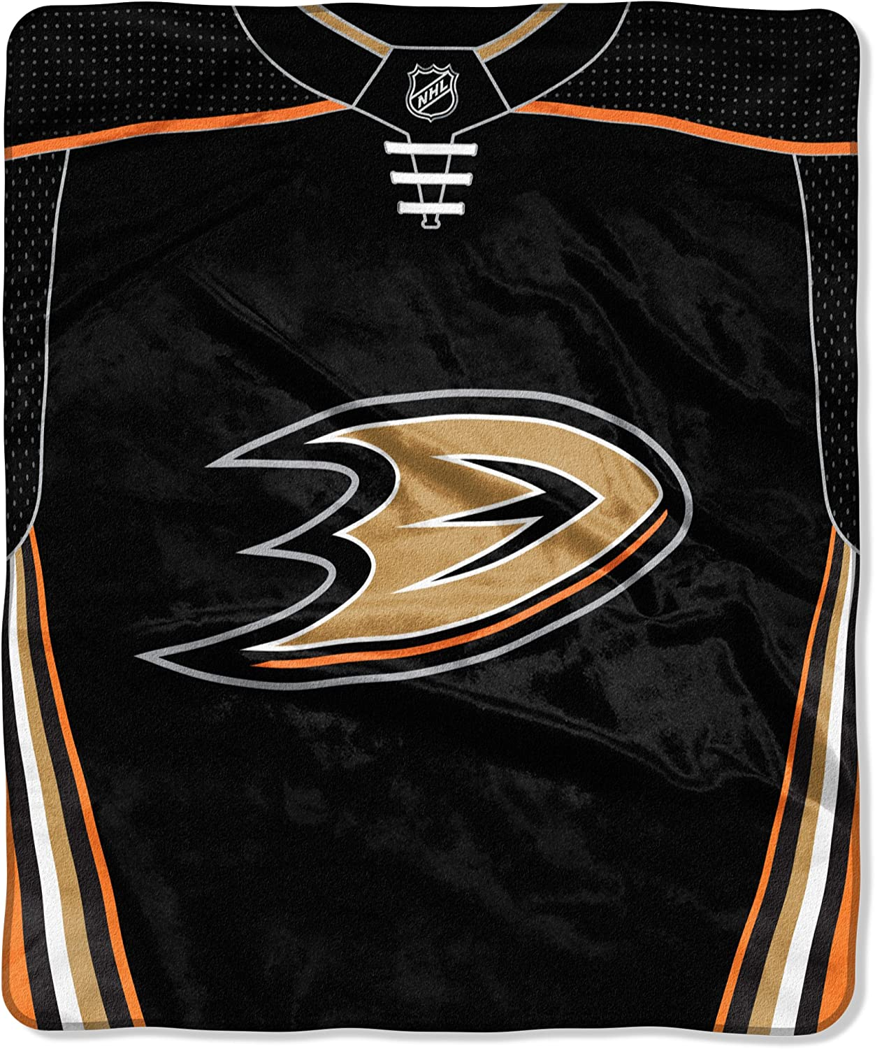 Officially Licensed NHL Throw Blanket