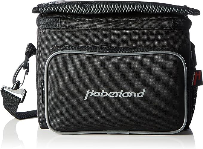 Haberland Klickfix Fahrrad Lenkertasche 2 ltr schwarz ohne Adapter