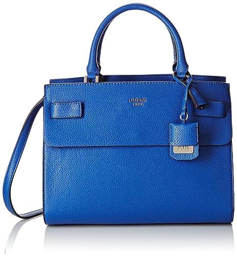 9506bd8b0c Guess Women, Bag, Hwvg62 16060, Blue (Cobalt), Única: Amazon.co.uk ...