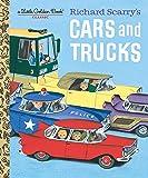 Cars And Trucks (Little Golden Book)