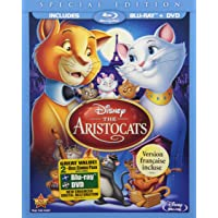 Deals on The Aristocats Two-Disc Blu-ray/DVD Special Edition Blu-ray