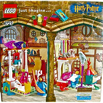 Lego Harry Potter and the Sorcerer's Stone #4723 Diagon Alley Shops: Toys & Games