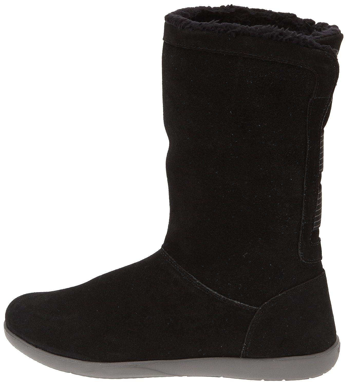 Crocs RainFloe Boot, Femme Bottes, Noir (Black/Black), 34-35 EU