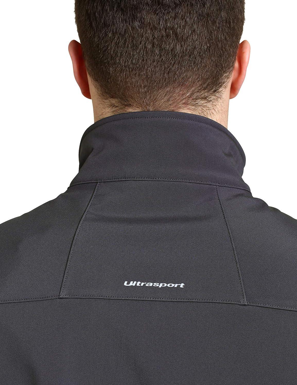 Ultrasport Mens Basic Ando Softshell Vest
