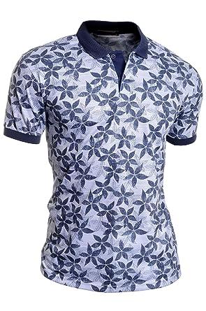 Polo para Hombre Camisa Casual Manga Corta Algodón Suave y Fino ...