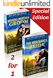 Missing Montana Groom and the Merchant's Bride: Series Starter 2-in-1 Special (The Elusive Groom)