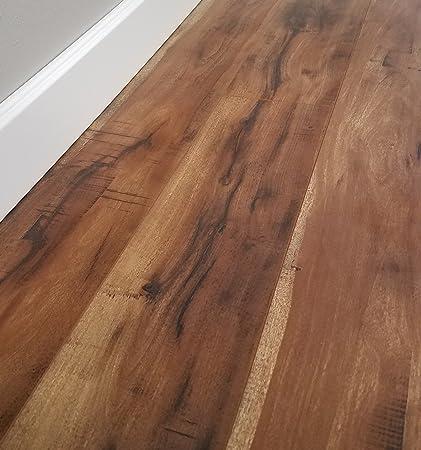 Turtle Bay Floors Sawmilled Acacia Floating Laminate Flooring 12mm
