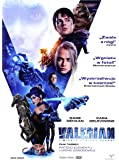Valerian and the City of a Thousand Planets [DVD] (English audio)