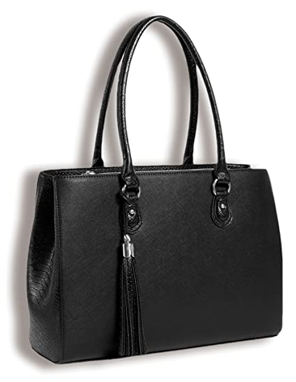 d5d4c33bebce BFB Laptop Tote Bag for Women - Luxury Designer Computer Bag - Handmade  Vegan Leather Laptop Shoulder Bag Multi-Pocket 13 Inch Computer Purse  Laptop ...