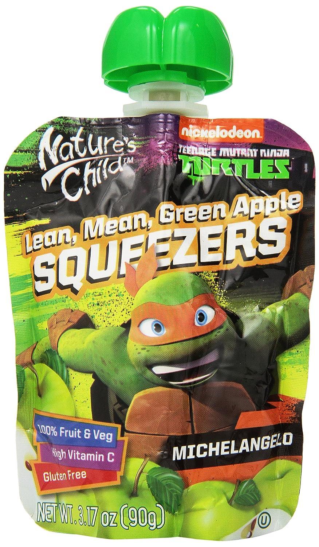 Amazon.com : Natures Child Teenage Mutant Ninja Turtles ...