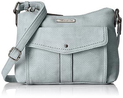 Damen Adriana Hobo Bag S Umhängetasche, Pink (Rose), 12x29x25 cm Tamaris
