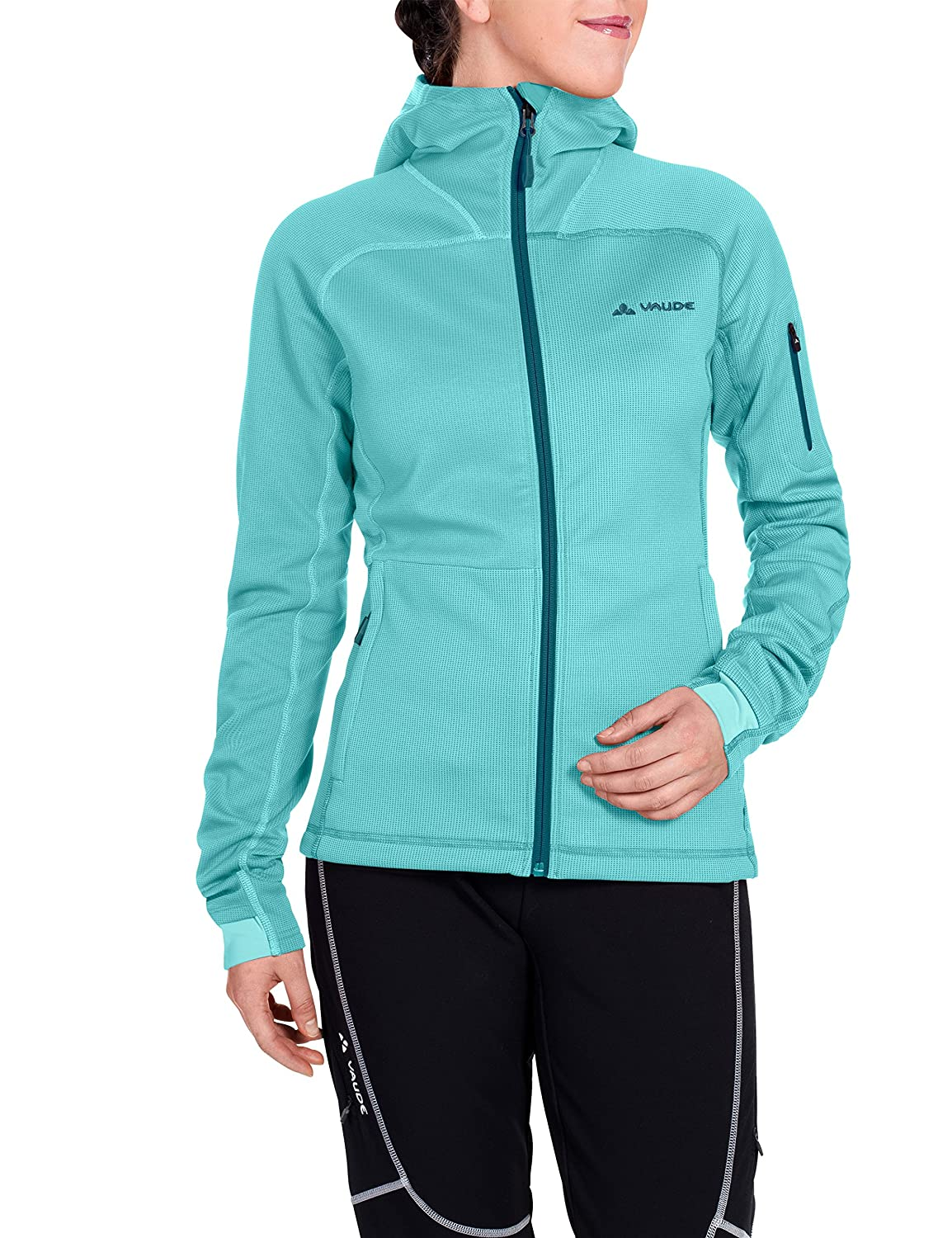 VAUDE Damen Jacke Valluga Fleece Jacket II