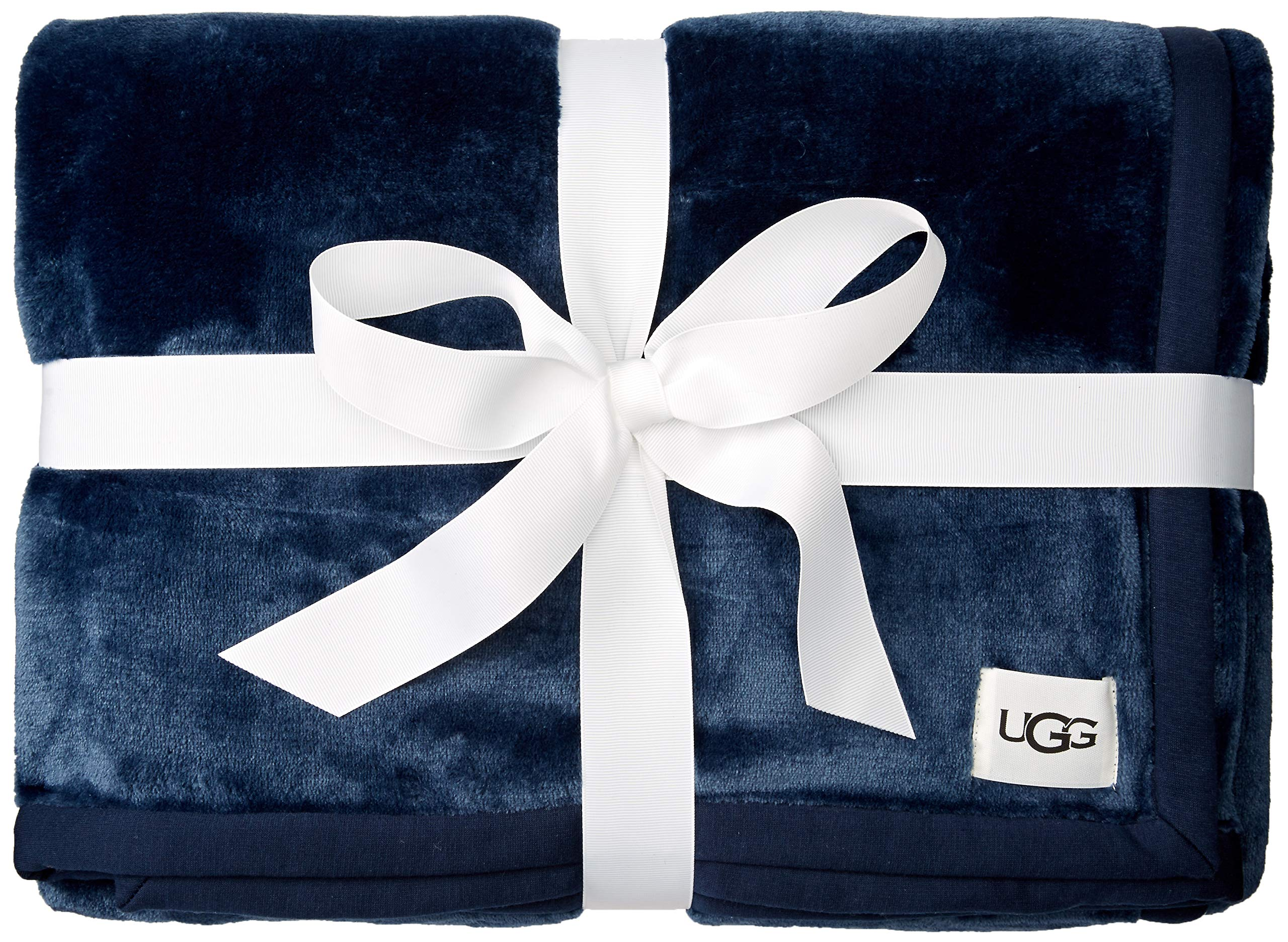 UGG Unisex-Adult's Duffield Throw II, Indigo, One Size by UGG