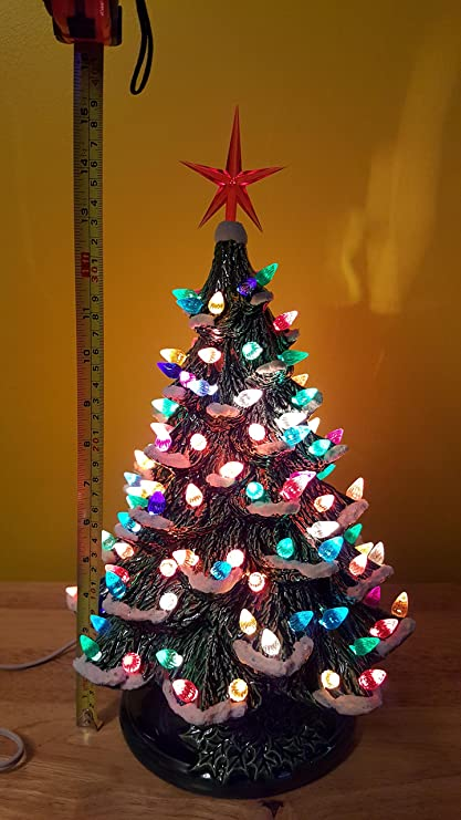 ceramic christmas tree 15