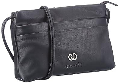 GERRY WEBER Piacenza Shoulder Bag S 4080000683 Damen Umhängetaschen 20x14x4  cm (B x H x T), Blau (dark blue): Amazon.de: Schuhe & Handtaschen