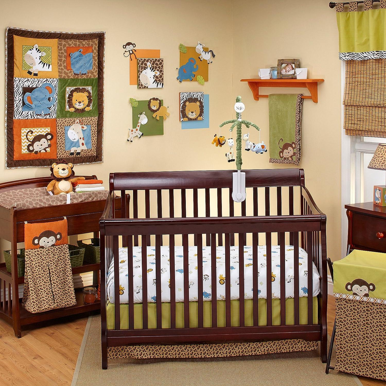 100 Bedding Sets Jungle Themed Toddler Amazon Com