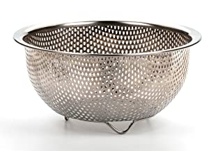 RSVP Endurance 18/8 Stainless Steel Precision Pierced Berry Colander