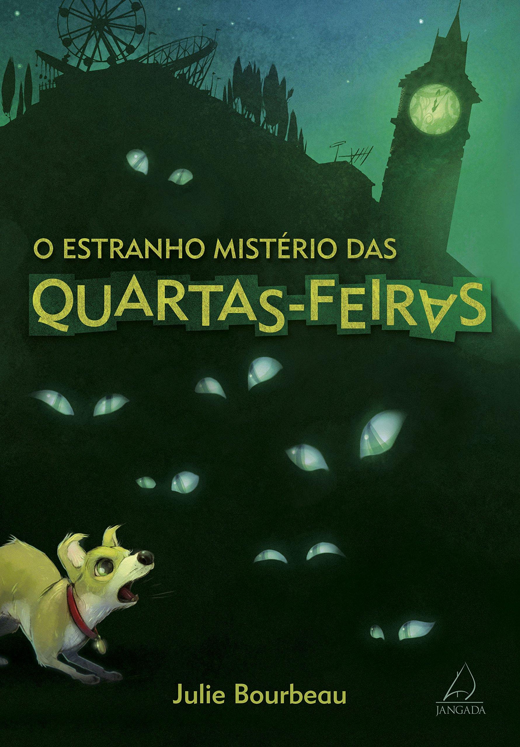 O Estranho Mistério das Quartas-Feiras (Em Portuguese do Brasil): Julie Bourbeau: 9788564850613: Amazon.com: Books