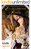 World of de Wolfe Pack: Wolfe of the West (Kindle Worlds Novella)