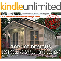 1 and 2 Bedroom House Plans: New top 100 Small home  Designs