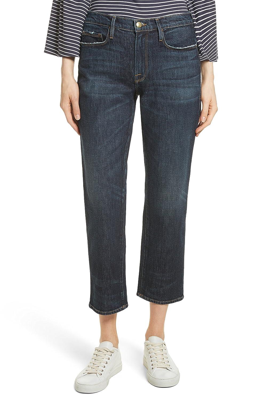 [フレーム] レディース デニム FRAME Straight Leg Ankle Jeans (Ellisfie [並行輸入品] B079YNVV53