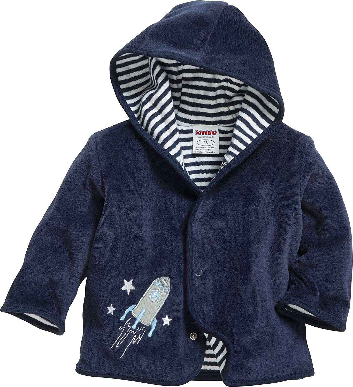 Schnizler Unisex Baby J/äckchen Nicki Rakete Jacke