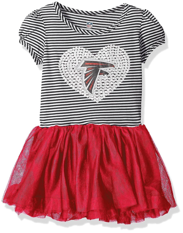 NFL Celebrationシリーズ 幼児用 スパンコールチュチュドレス B073WS9MV5 4T|Los Angeles Chargers 4T